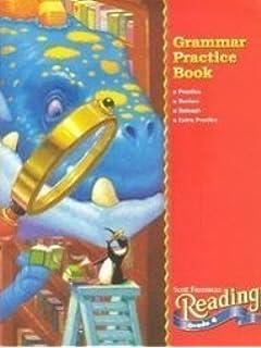 Reading 2000 spelling workbook grade 4 scott foresman reading scott foresman reading grade 4 grammar practice book fandeluxe Images