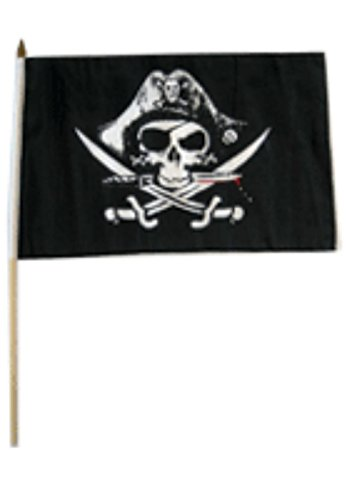 (Jolly Roger Pirate Deadman's Chest 12