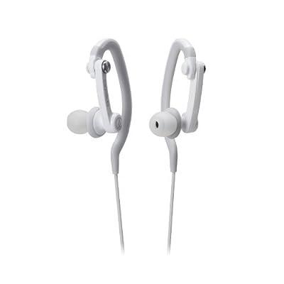 Audio Technica ATHCKP200WH Sportfit Headphones