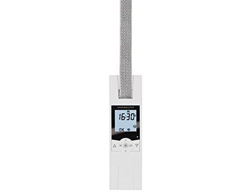 Rademacher 16234511 RolloTron Comfort DuoFern - Interruptor de persianas y puertas automá ticas, color blanco