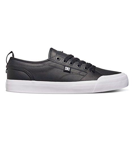 DC M盲nner Evan Smith S SE Skate-Schuhe, EUR: 43, Black/Black/White