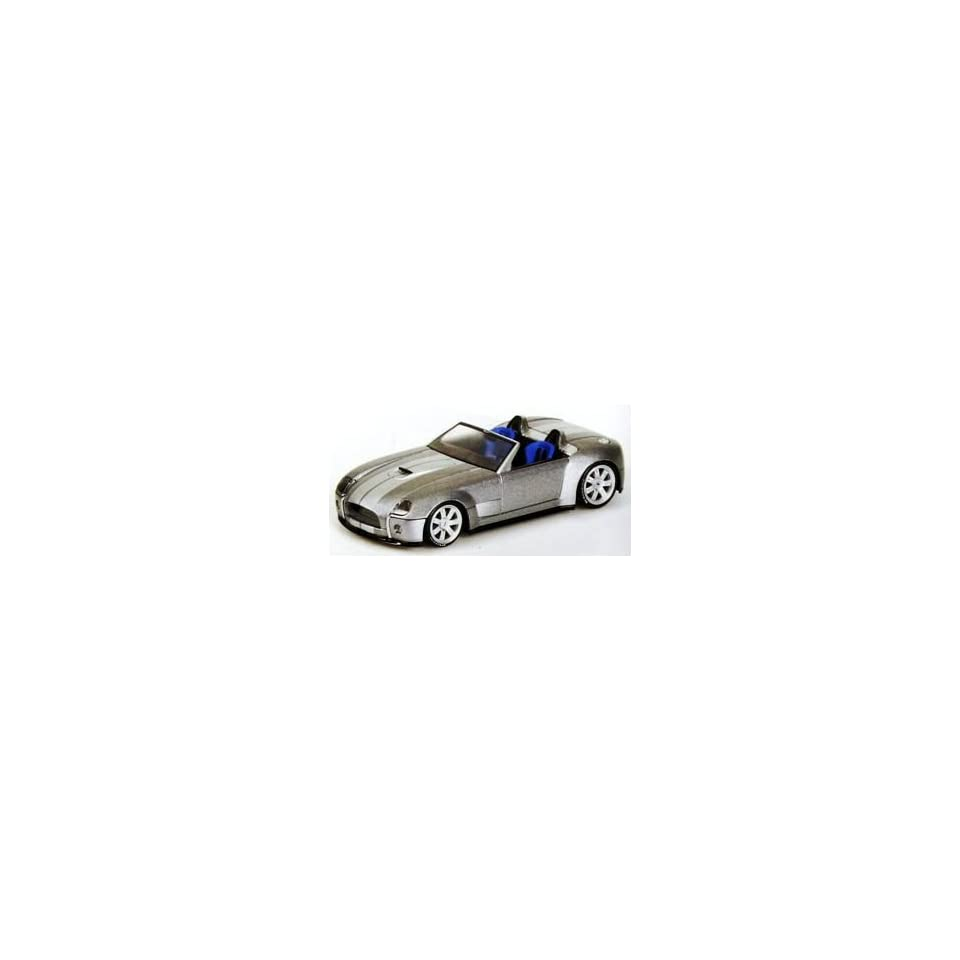 1/43 Scale Minichamps Ford Shelby Cobra Concept 2004 Grey Metallic