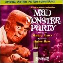 A wacky and fun blast from the past, from the creators of TVs Rudolph, The Red Nose Reindeer.  Mad Monster Party contains a jazzy score by composer Maury Laws, with lyrics by Jules Bass.  It features the vocal talents of Boris Karloff, Phylli...