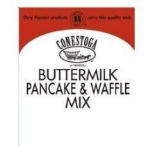 Conestoga Buttermilk Pancake and Waffle Mix, 5 Pound -- 6 per case.