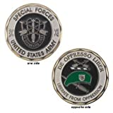 U.S. ARMY SPECIAL FORCES Challenge Coin-Eagle Crest 2283 by Eagle Crest