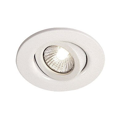 BAZZ 700 Series 4 in. Halogen Low-Voltage Recessed White Light Fixture ()