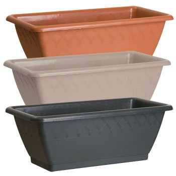 Crimson Tree Products Rectangle Planter 14