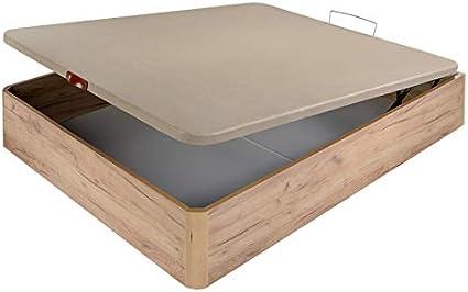 Canape abatible Cheap - Nature-Mango, 150x190cm