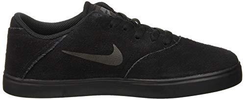 Zapatillas gs Para black Sb anthracite Nike Negro De black 001 Hombre Skateboarding Suede Check wIanq1U