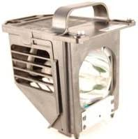 Mitsubishi WD-57734 TV Replacement Lamp with Housing