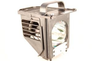 Amazon.com: Mitsubishi WD65734 rear projector TV lamp with housing ...
