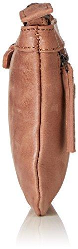 Marron Cognac Pochettes Clutch Spikes Sparrow amp; OwqBOKg4y