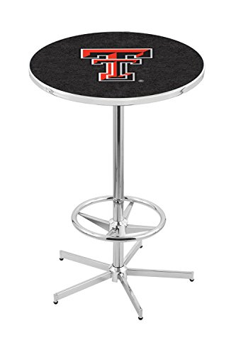 - Holland Bar Stool L216C Texas Tech University Officially Licensed Pub Table, 28