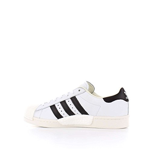Chaussures adidas - Superstar blanc/noir/or taille: 40