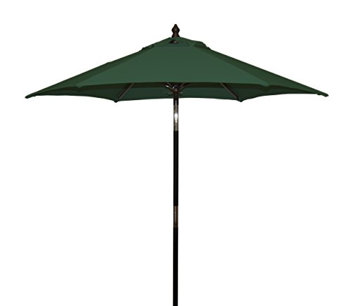 MJJ Sales, 6.5ft Wood Tilt - Forest Green