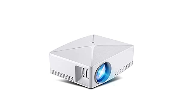Amazon.com : DZSF Mini Projector C80 Up, 1280X720 Resolution ...
