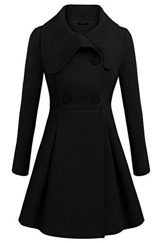 Blend Button Front Coat - 8