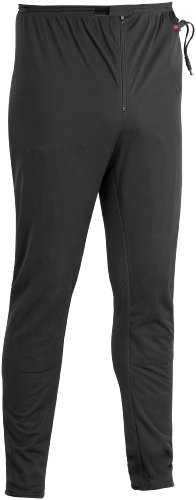 (Firstgear Men's Heated Windblock Black Pants 951-2984)