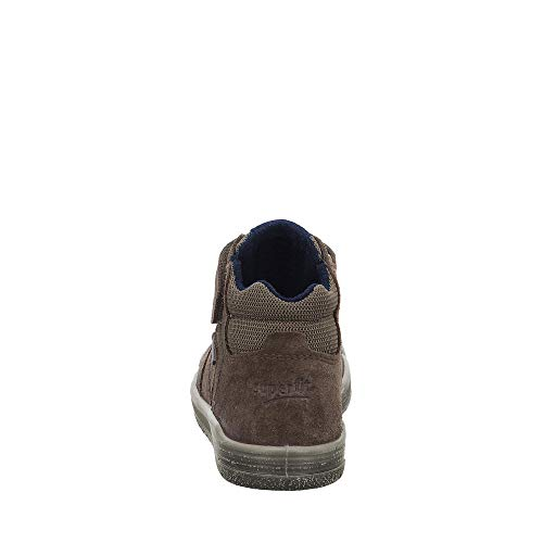 Baskets Earth Blau Superfit 30 30 Hautes Marron garçon Braun O6BwH1qn
