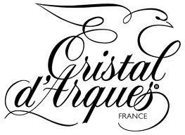 Cristal d'Arques Beauregard 24% Lead Crystal Vase 17 Cm / 6.5 In.