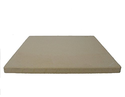 14 X 16 X 1 Rectangle Industrial Pizza Stone by California Pizza Stones
