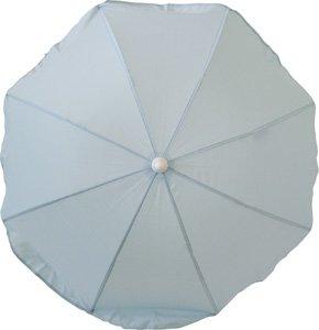 ISI mini, sombrilla para silla de ruedas/cochecito, Azul (hellblau): Amazon.es: Bebé