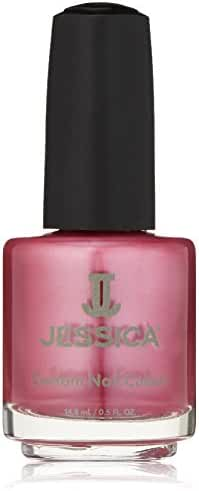 Jessica Custom Nail Colour, Kensington Rose, 0.500 fl. oz.