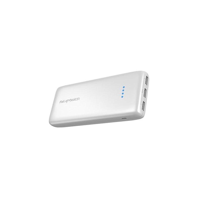 Portable Charger RAVPower 22000mAh Power