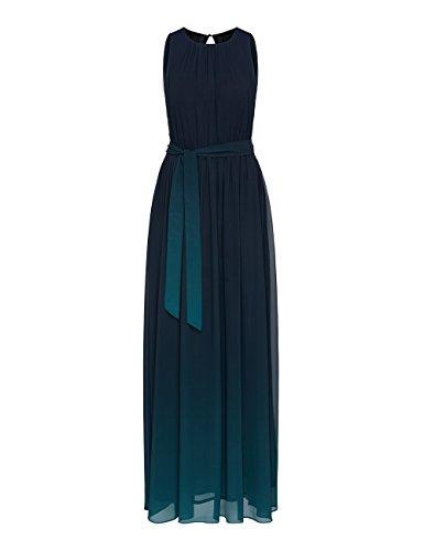 Blau Damen turquoise APART Fashion Partykleid Midnightblue BatPnw4Sq
