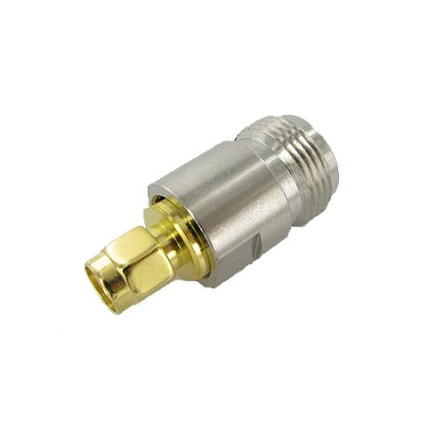Valley Enterprises SMA Male to N Female Coax Cable Adapter