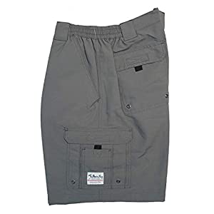 Bimini Bay Outfitters Men's Boca Grande II with BloodGuard Nylon Short