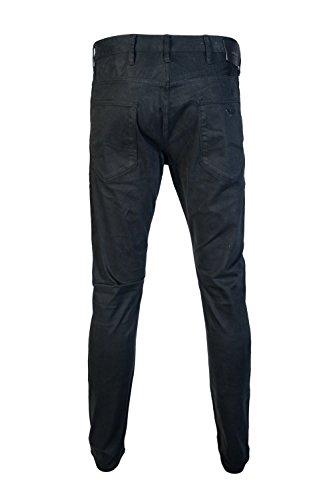 Armani Jeans Herren Jeanshose Schwarz schwarz