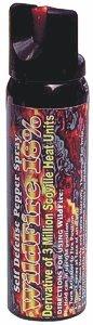 Wildfire 18% Pepper Spray 4 OZ Stream