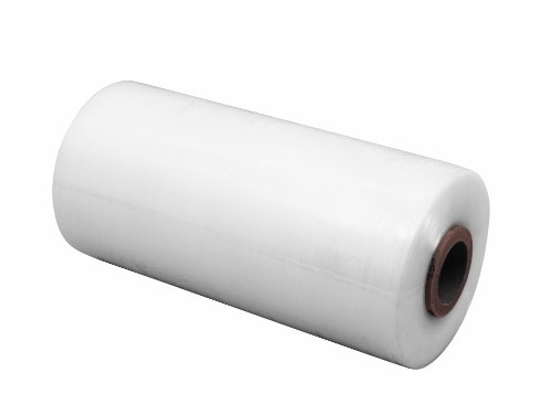 Aviditi MSF20805B Blown Machine Stretch Film, 5000' Length x 20'' Width x 80 Gauge Thick, Clear by Aviditi
