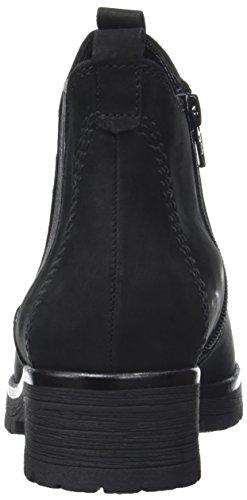 Les Bottines De Femmes Gabor - Chaussures Noires Dans Des Tailles Plus Noir (47 Noir (micro))