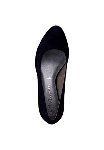 Fashion conscious Court Shoes Comfortable Tamaris Pumps 22454 38 Womens For Women Women's Black 1 1 Shoes Summer 4qw8OHwx6