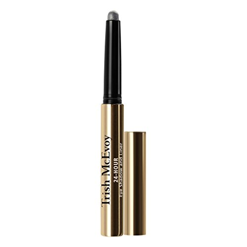 Trish McEvoy 24 Hour Eye Shadow And Liner - Crystal Gray 0.058oz (1.64g)