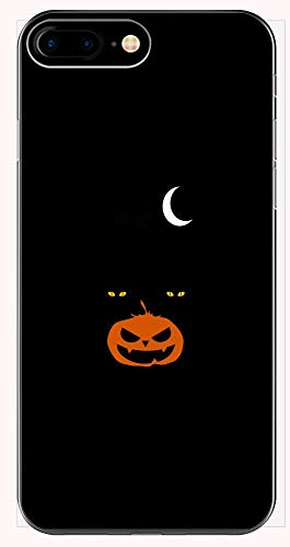 Halloween Pumpking Scary - Phone Case for iPhone 6+, 6S+, 7+, 8+ ()