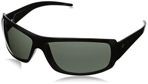 Electric Visual Charge Gloss Black/Polarized Grey - Charge Sunglasses Electric