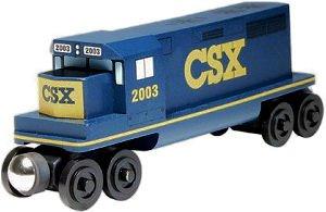 Amazoncom Whittle Shortline Railroad Csx Blue Diesel Engine