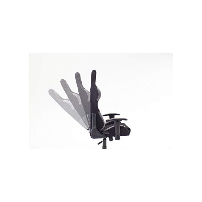 31JRQSHZIbL Dimensiones: 74 x 52 x 123-132 cm Ángulo de inclinación del respaldo: 135 ° El artículo se entrega desmontado, fácil de montar y rápido