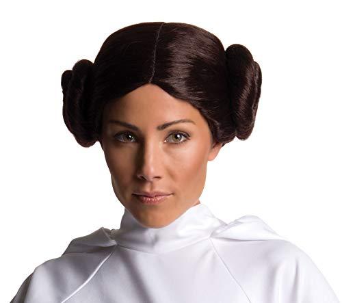 Peruca Rubies Costume Company Inc Star Wars Multicor