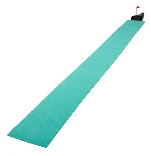 Golf Gifts & Gallery Electric Putting Partner with 9-foot Foam Green