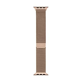 Apple Watch Milanese Loop Band (44mm) - Gold