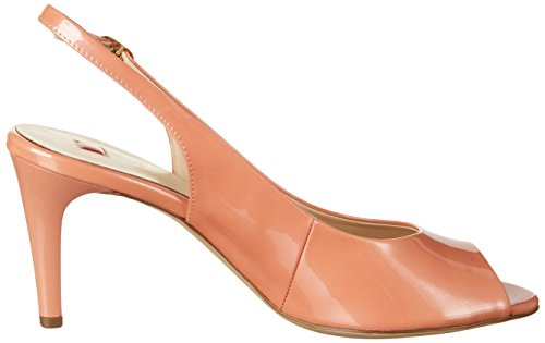 Högl 3-10 7105 8700, Sandalias con Cuña para Mujer Naranja (salmon8700)
