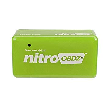 Casavidas Eco OBD2 Sparchip Tuning Box Benzin Green Power Fuel Optimierung