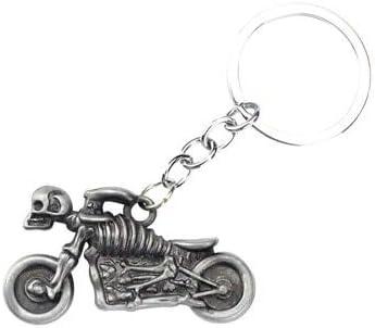 TEENホットゲームジェダイにエスケープ食べる鶏周りオートバイキーホルダーオートバイ鍬車のキーチェーンの装飾品 キーホルダー か