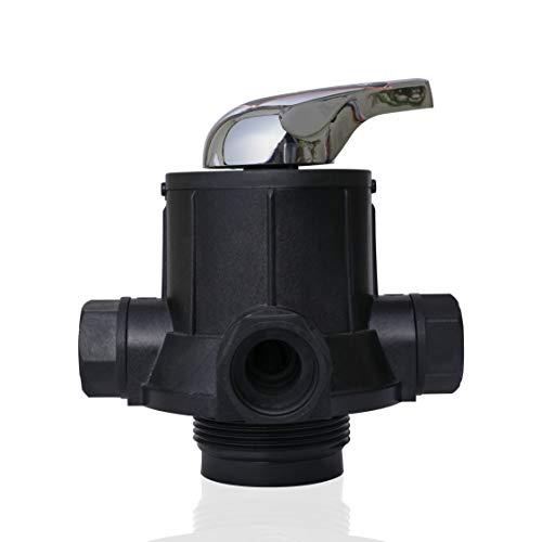 LiquaGen Water MANUAL WATER FILTER VALVE- RINSE/BACKWASH/FILTER SETTING