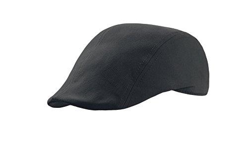 Uomini Beret Coppola Golf  Tweed cappello   berretto Swing in tre colori  nero 9c2c3481d724