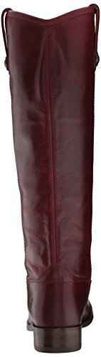 Bordeaux Frye Women's Leather Vintage Melissa Soft Boot Button wng6BvqI